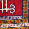 Turkmen Hand-Knotted/Handmade Persian Rug/Carpet Tribal/Nomadic Authentic