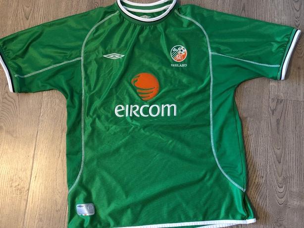 newest 37545 5479f XL Ireland Soccer Jersey Saanich, Victoria