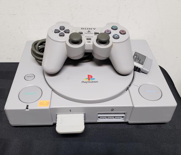 PS1 Original Console