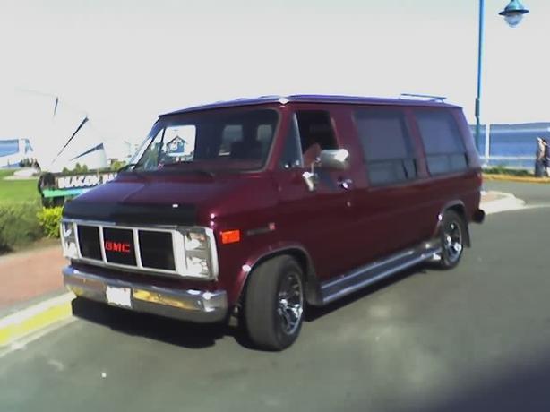 obo 1990 GMC Vandura