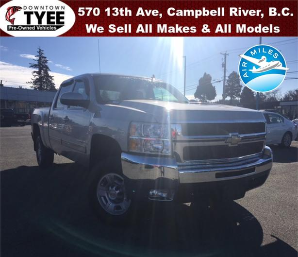 2009 Chevrolet Silverado 2500HD LTZ  Z71 4x4 Duramax Diesel Leather Heated Seats
