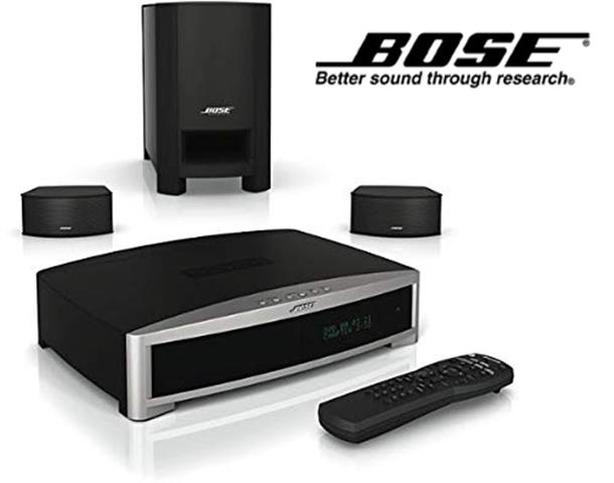 Bose 3.2.1. GS Series II DVD Home Entertainment System