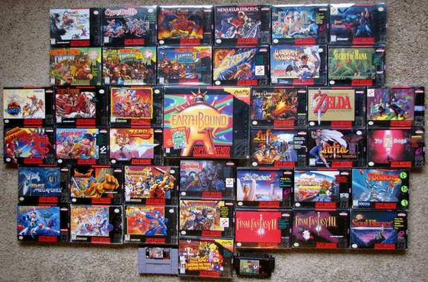  Log In needed $999,999 · WANTED: MASSIVE GAME COLLECTIONS NES SNES N64  sega