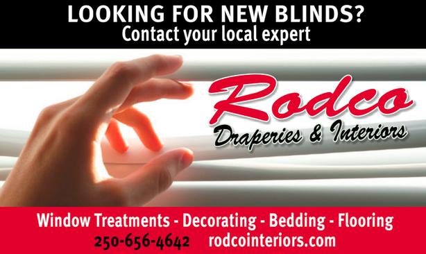 Rodco Draperies & Interiors: The Right Product For The Right Price!
