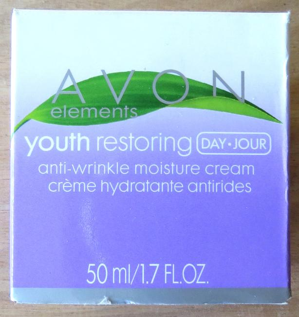 Avon Elements Youth Restoring Day Cream [Royal Oak]