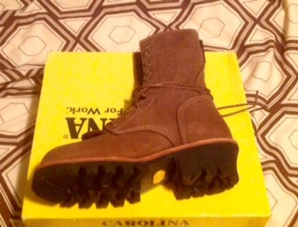 CAROLINA Work Boots 10.5 D Esquimalt
