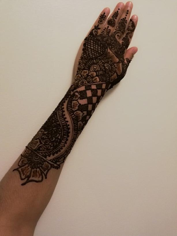Henna/Mehendi/Mehedi Design