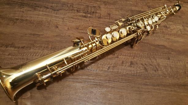 Near New soprano saxophone
