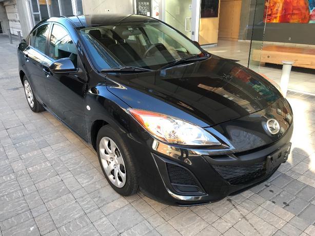 2010 Mazda 3 GX 2year, 24,000k warranty