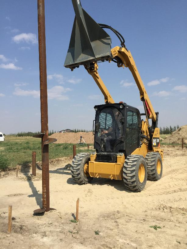 HighPoint Helical Services - Engineered Screw Piles