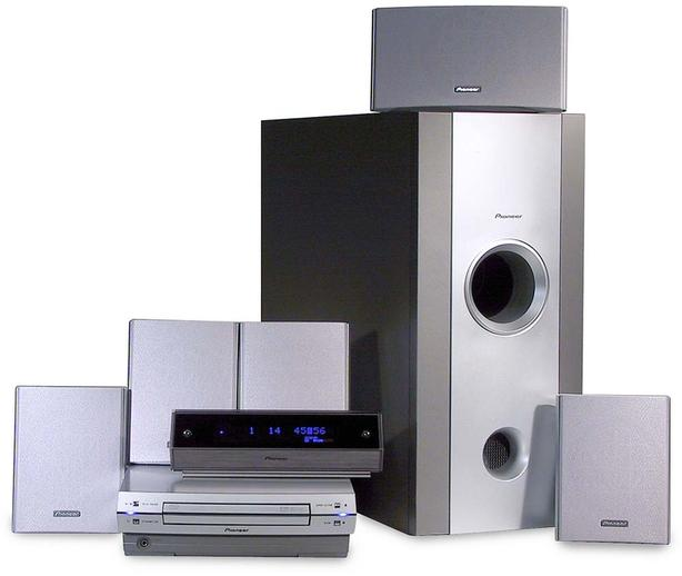  Log In needed $140 · Pioneer home theater system 5 1 surround