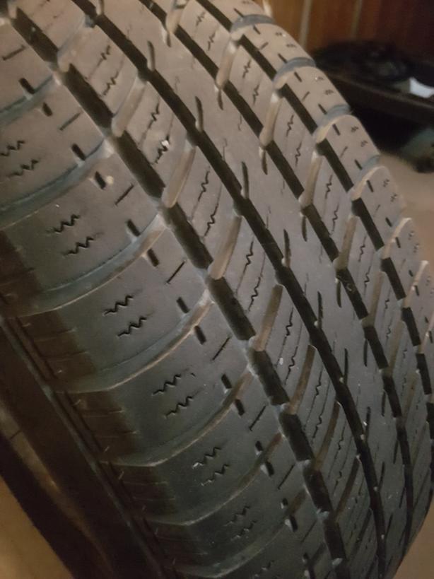 1 tire 225/60/16