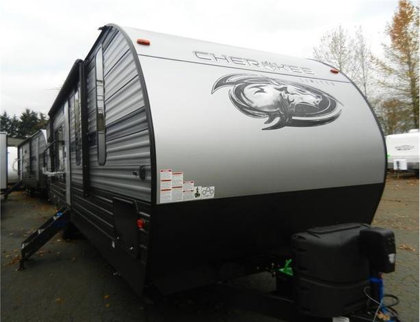 2019 Cherokee 274RK -