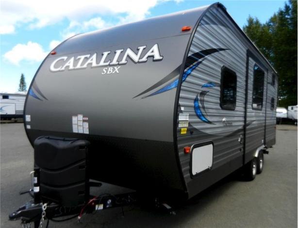 2019 Catalina SBX 221TBS -