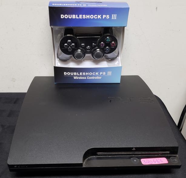PS3 Slim 320GB Console