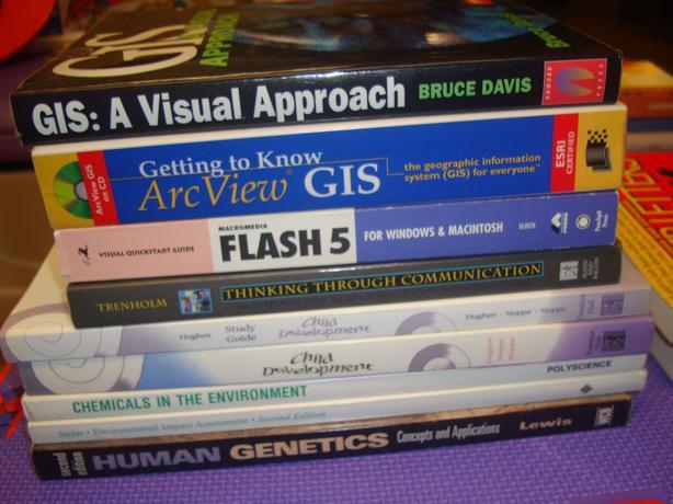 GIS, Child Development, Flash, Genetics, Communication and more - Starting $1