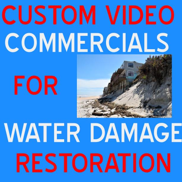 Custom Video Commercials for Ottawa  Water Damage Restoration