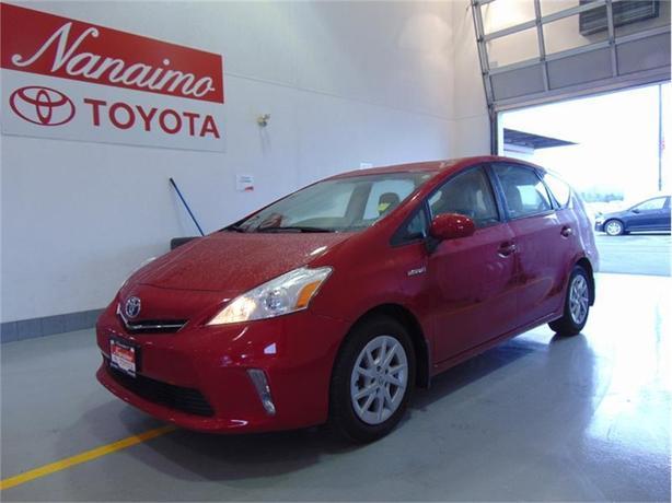 2012 Toyota Prius Base