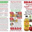 Many Brand New Bragg's Organic Apple Cider Vinegar 946ml (1 quart) - $12 each