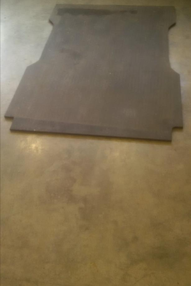 Toyota Tacoma bed mats