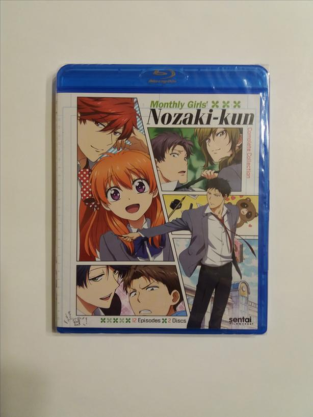 Anime on Blu-ray (Brand New)