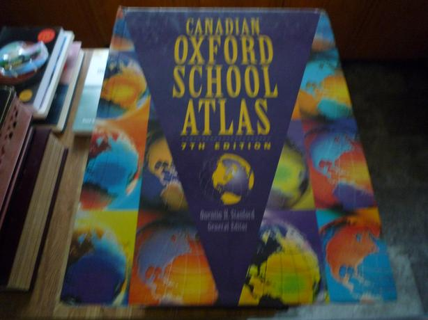 Canadian Oxford School Atlas
