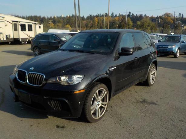 2012 BMW X5 M Class