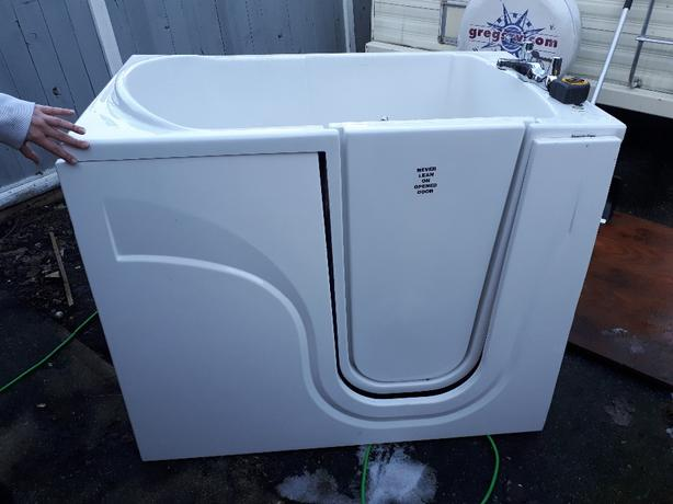 Premier Care Walk In Tub.Log In Needed 450 Premier Care Walk In Tub With Air Jets