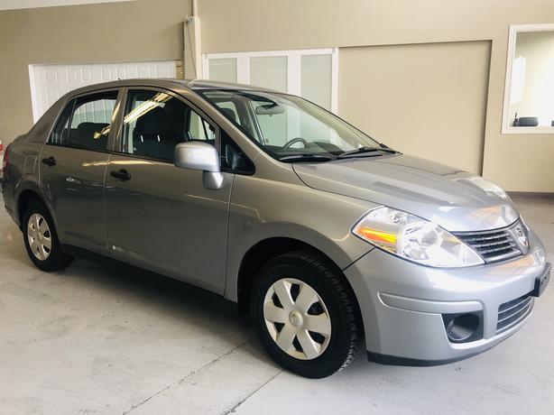 2010 Nissan Versa 1.6 SV