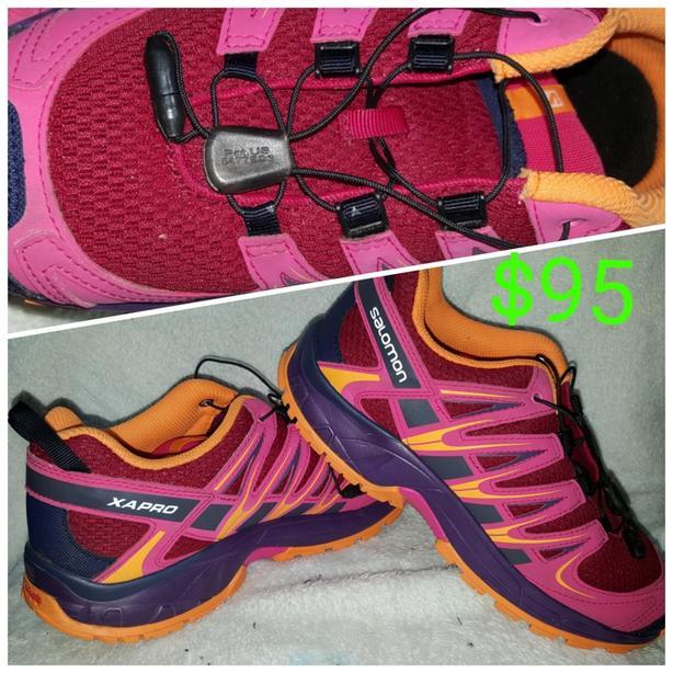 Salomon runners