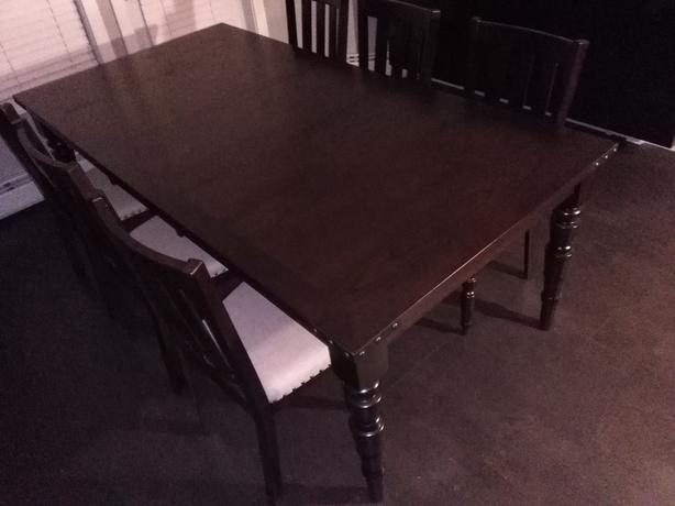 7-Piece Dining Set (Extendable), CAD$580 OBO