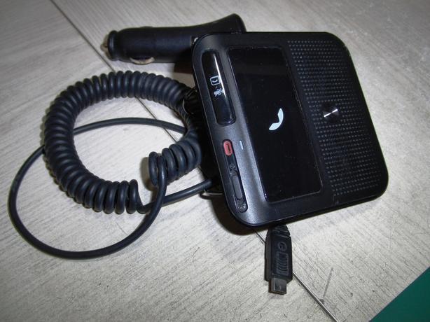 Bluetooth Visor Speaker