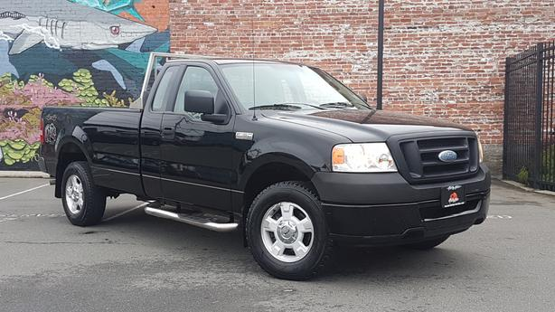 ** 2007 Ford F150 4WD - LONG BOX - GREAT WORK TRUCK!