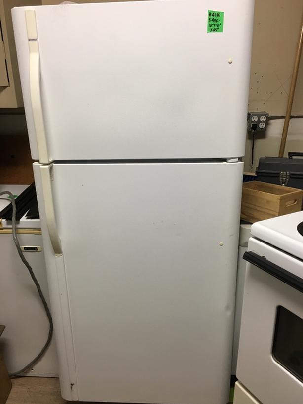 Kenmore Top Freezer (#4135)