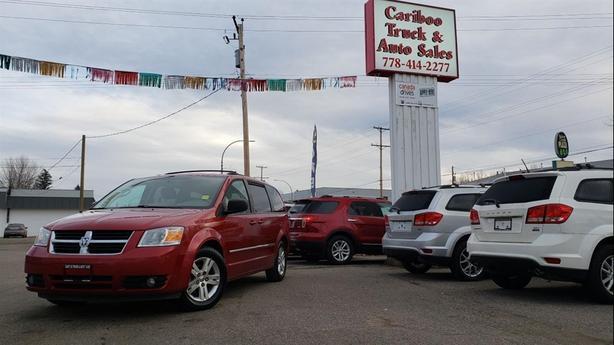 2008 Dodge Caravan SE