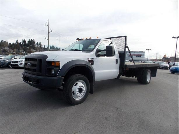 2008 Ford F-450 V8/CAB AND CHASSIS/AUTO