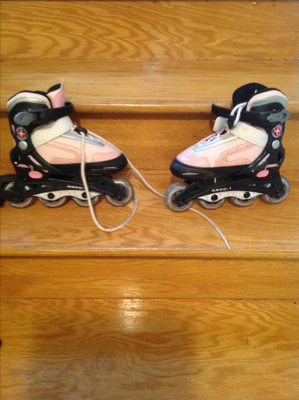 Roller Blades For Girl