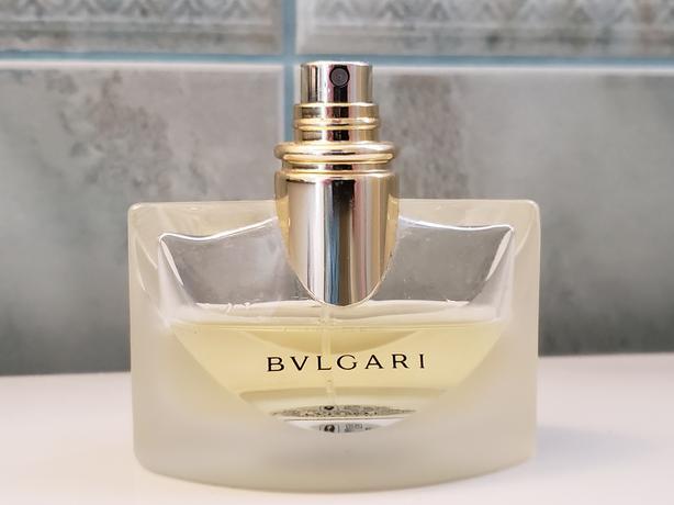 """Bvlgari """"Pour Femme"""" Eau de Parfum 30 ml 20 ml left"""