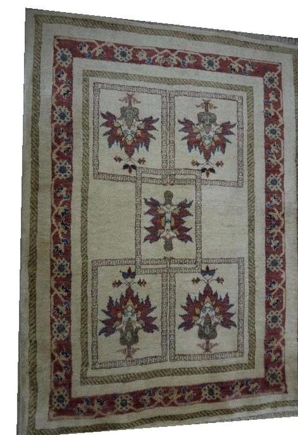 Lori Gabbeh Hand-Knotted/Handmade Persian Rug/Carpet Tribal/Nomadic Authentic