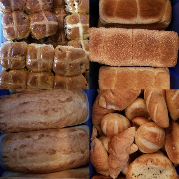FREE: Bread Today, Friday, March 15!