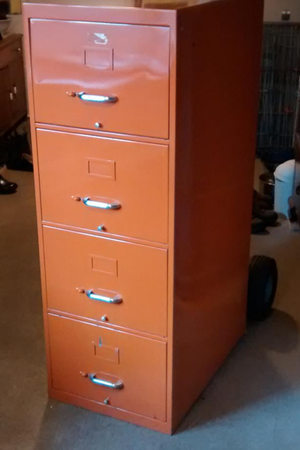 Free 4 Drawer Legal Size Filing Cabinet