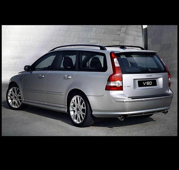 """FOR TRADE: 18"""" Volvo 'Medusa' wheels"""