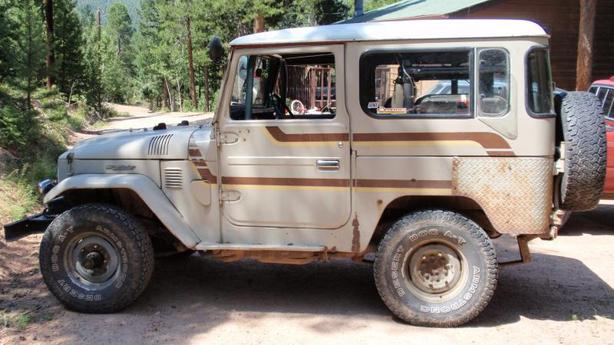 WANTED: Wanted bj42 Toyota Landcruiser