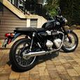 2017 Triumph Bonneville T-100 AS NEW