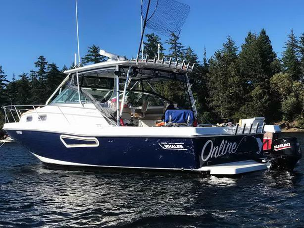 Boston Whaler Sport Fisher For Sale - Online