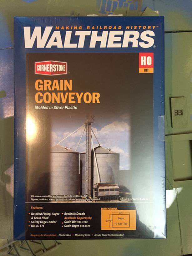 WALTHERS GRAIN CONVEYOR