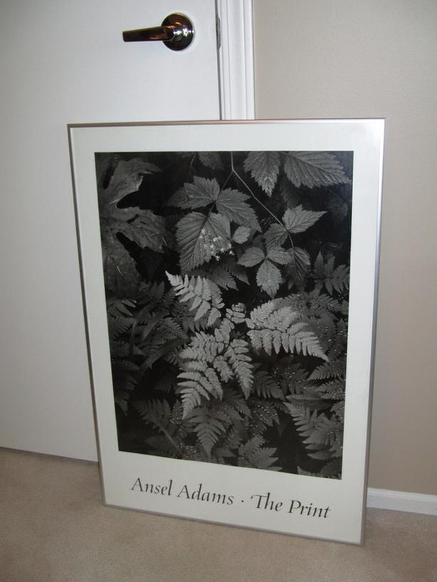 3 Ansel Adams Framed Prints
