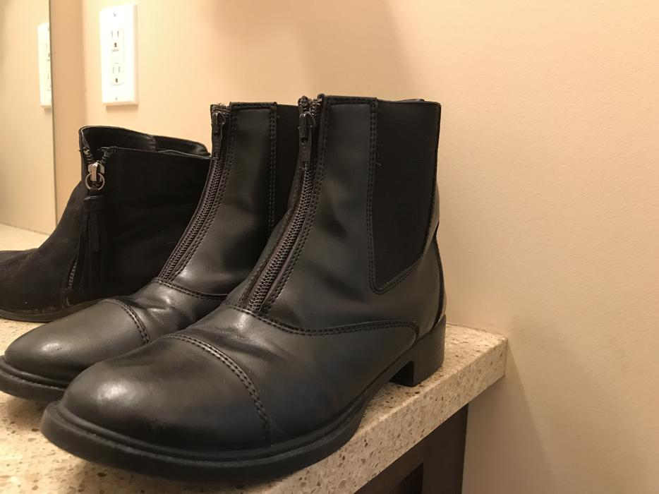 $35 · Girl's Auken horse riding/paddock boots