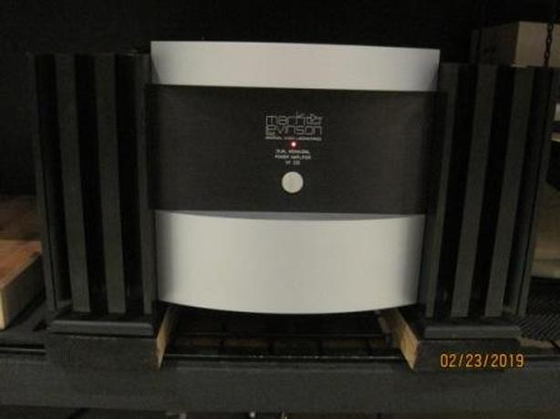 Mark Levinson 332 amp Hull Sector (Quebec), Ottawa