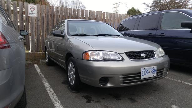 Nissan Sentra 2002